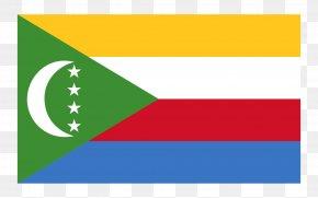 Flag - Flag Of The Comoros National Flag Comoro Islands PNG