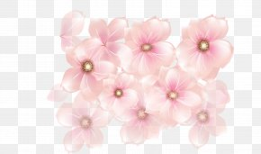 WEDDING FLOWERS - Pink Flowers Desktop Wallpaper Clip Art PNG