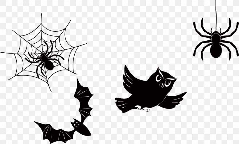 Halloween Jack O Lantern Wallpaper Png 978x591px Halloween Black Black And White Fundal Illustration Download