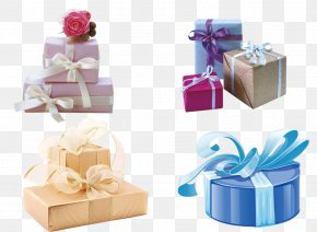 Gift Box - Gift Party Clip Art PNG