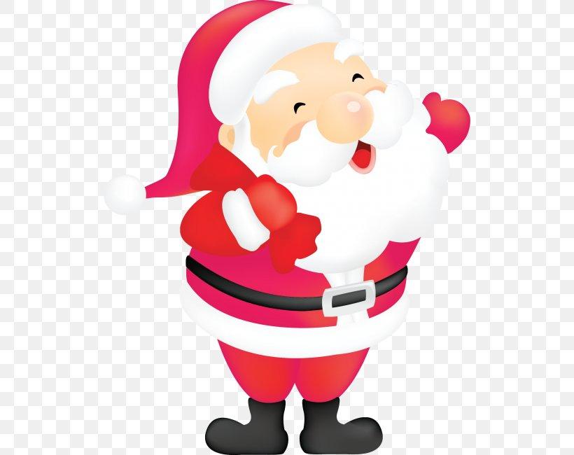 Santa Claus Clip Art Christmas Christmas Day Father Christmas, PNG, 524x650px, Santa Claus, Christmas, Christmas Day, Christmas Ornament, Christmas Tree Download Free