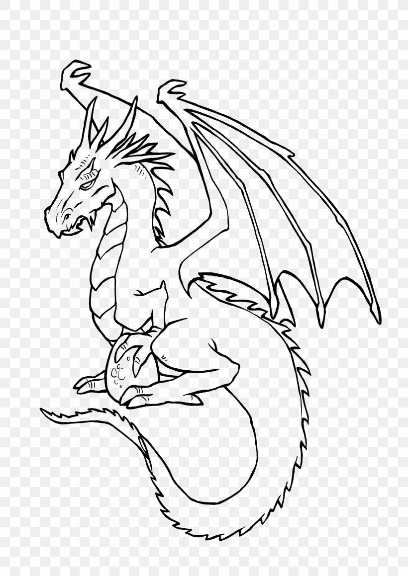 - Ausmalbild Dragon Knight Castle Coloring Book, PNG, 2480x3508px