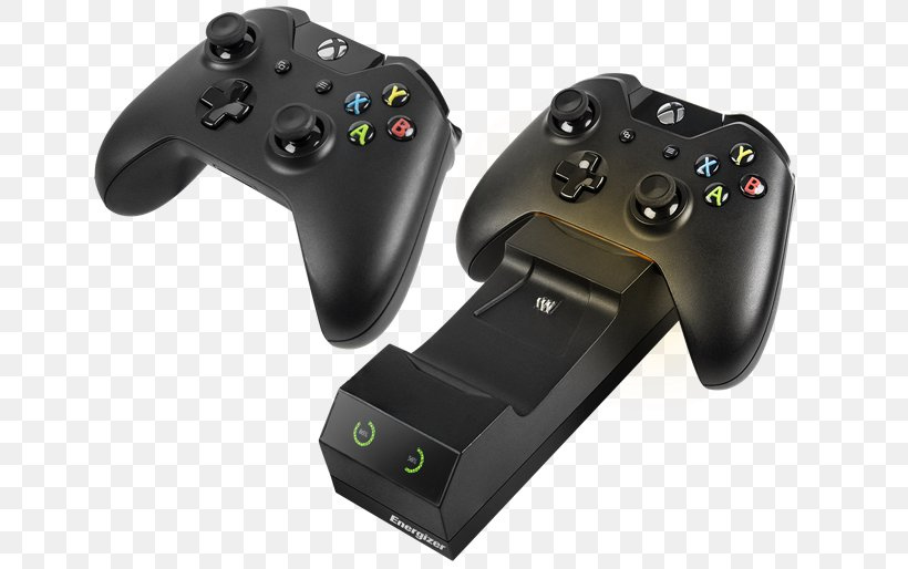 Joystick Game Controllers Xbox One Controller Battery Charger Video Game Consoles, PNG, 650x514px, Joystick, All Xbox Accessory, Battery Charger, Computer Component, Electronic Device Download Free
