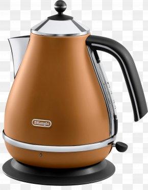 Kettle Png Image - Kettle Toaster De'Longhi PNG