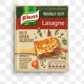 Meat - Lasagne Bolognese Sauce Gravy Pasta Knorr PNG