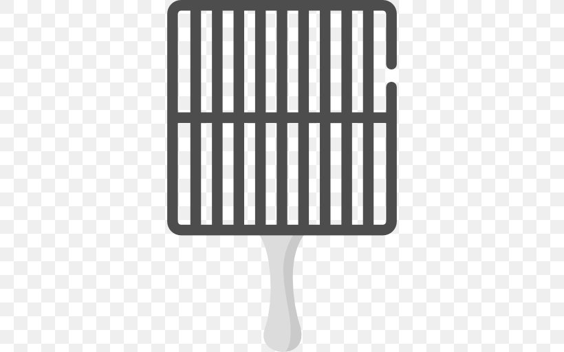 Barbecue Grilling Cooking BBQ Smoker Baking, PNG, 512x512px, Barbecue, Baking, Bbq Smoker, Black And White, Cast Iron Download Free