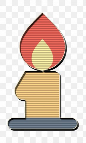 Trophy Spell Icon - Candle Icon Halloween Icon Rite Icon PNG
