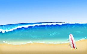 Sea - Desktop Wallpaper Theme Summer Wallpaper PNG