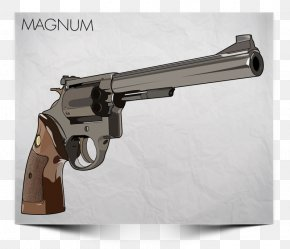 Trigger Firearm Revolver Air Gun Cartridge PNG