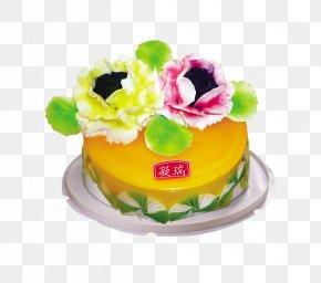 Cake - Chiffon Cake Chocolate Cake Torte Sugar Cake Buttercream PNG