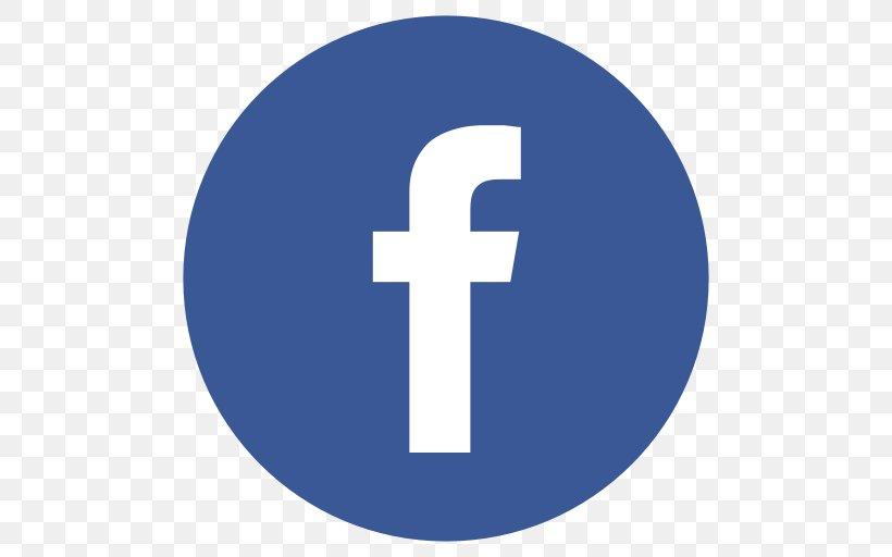 Facebook Logo Instagram, PNG, 512x512px, Facebook, Blue, Cross, Electric  Blue, Instagram Download Free