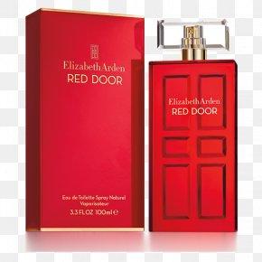 Red Door - Eau De Toilette Elizabeth Arden Perfume The Red Door Salon & Spa Eau De Parfum PNG