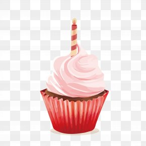 Small Birthday Cake - Cupcake Birthday Cake Egg Tart Princess Cake PNG