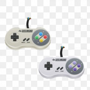 Game Consoles - Super Mario World Super Mario All-Stars Super Nintendo Entertainment System Game Controller Video Game PNG