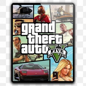 Grand Theft Auto 5 - Grand Theft Auto V Grand Theft Auto: San Andreas PlayStation 2 Grand Theft Auto Online Video Game PNG