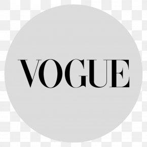 Vogue Paris Magazine Fashion Logo PNG