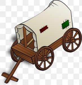 Car - Car Covered Wagon Conestoga Wagon PNG