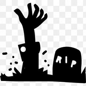 Halloween Vector Material - Headstone Grave Clip Art PNG