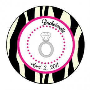 Bachelorette Cliparts - Borders And Frames Bachelorette Party Free Content Clip Art PNG