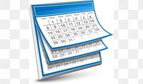 School - Calendar Holiday School Academic Year New Year PNG