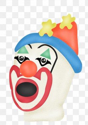 Creative Cartoon Clown - Clown Cartoon Clip Art PNG