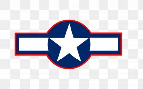 United States - United States Air Force Roundel Decal PNG