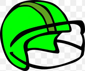 Cartoon Football Helmets - American Football Helmets Clip Art PNG