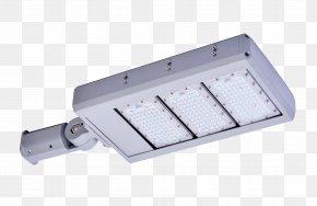 Light - LED Street Light Light-emitting Diode Lighting PNG