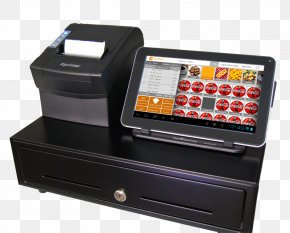 Android - Point Of Sale Android Thermal Printing Computer Software Tablet Computers PNG