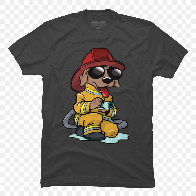 T-shirt Hoodie Clothing Sleeve Firefighter, PNG, 1800x1800px, Tshirt, Bluza, Clothing, Collar, Cotton Download Free