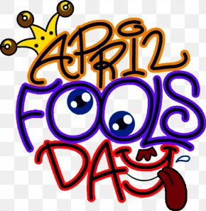 April Fool's Day Practical Joke 1 April Humour Clip Art PNG