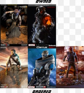 Assassin's Creed Odyssey Ultimate Edition - Uncharted 3: Drake's Deception Uncharted: The Nathan Drake Collection Action & Toy Figures Video Games PNG