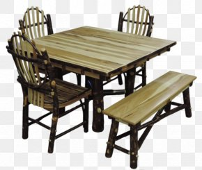 Dining Table Set - Table Matbord Chair Dining Room Bench PNG