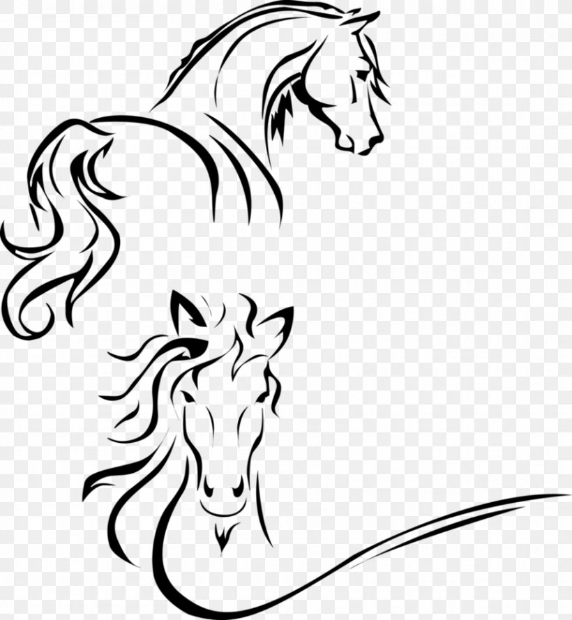 Stencil Line Art Tennessee Walking Horse Drawing Horses In Art Png 858x931px Stencil Animal Figure Art