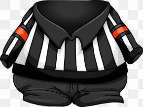 Hockey - National Hockey League Ice Hockey Official Referee Clip Art PNG