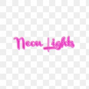 NEON - Neon Lights Text Neon Lighting PNG
