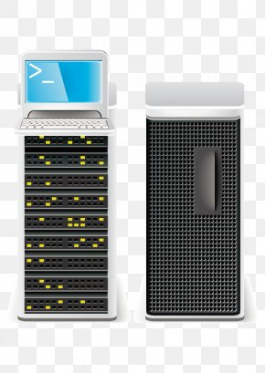 Vector Server - Server Information Technology Computer Network Data Icon PNG