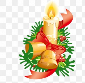 Christmas Bells - Candle Christmas Image File Formats Clip Art PNG