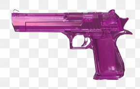 Crystal - Resident Evil 7: Biohazard IMI Desert Eagle Weapon Firearm .50 Action Express PNG