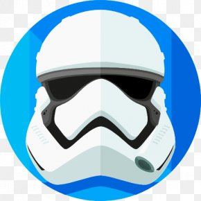 A White Helmet - Stormtrooper Icon PNG