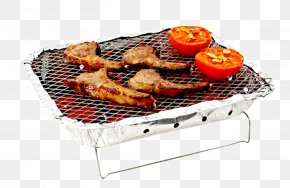 BBQ - Barbecue Grilling Disposable Grill Food Gridiron PNG