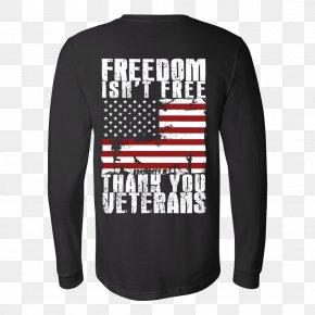 T-shirt - T-shirt Clothing United States Veteran PNG