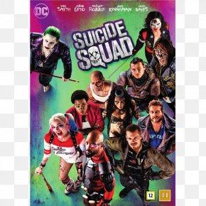 Dvd - Blu-ray Disc DVD Film Digital Copy Suicide Squad PNG