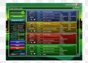 Game User Interface - Computer Program Display Device User Interface Design Game PNG