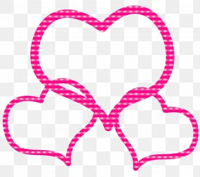 Heart Frame - Picture Frames Drawing Heart Clip Art PNG