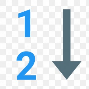 Number Icon Design PNG