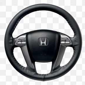 Steering Wheel - 2013 Honda Accord Car Honda Fit 2015 Honda Pilot PNG