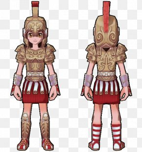 Ancient Costume - Costume Design Armour Cartoon Character PNG