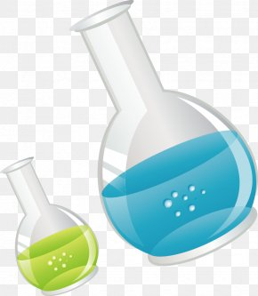 Glass Bottle Decoration Design - Glass Bottle Glass Bottle Magnifying Glass PNG