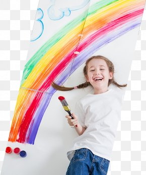Child - Stock Photography Child Painting Royalty-free PNG